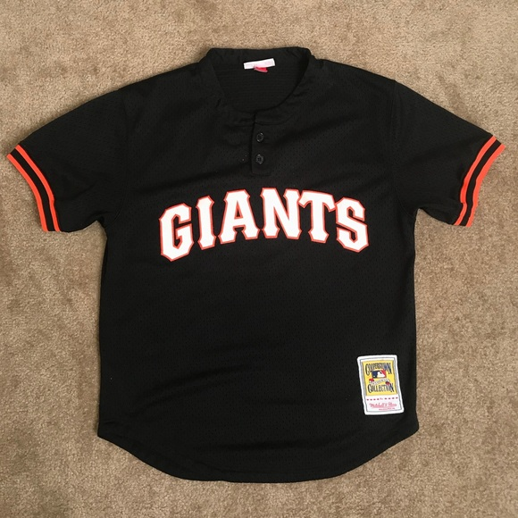 promo code 034f1 62a56 Mitchell & Ness SF Giants